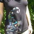 Tee shirt customizé philambulle