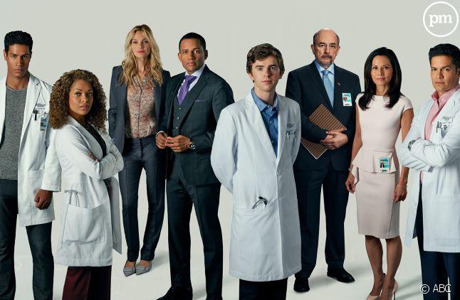 Good doctor l'équipe