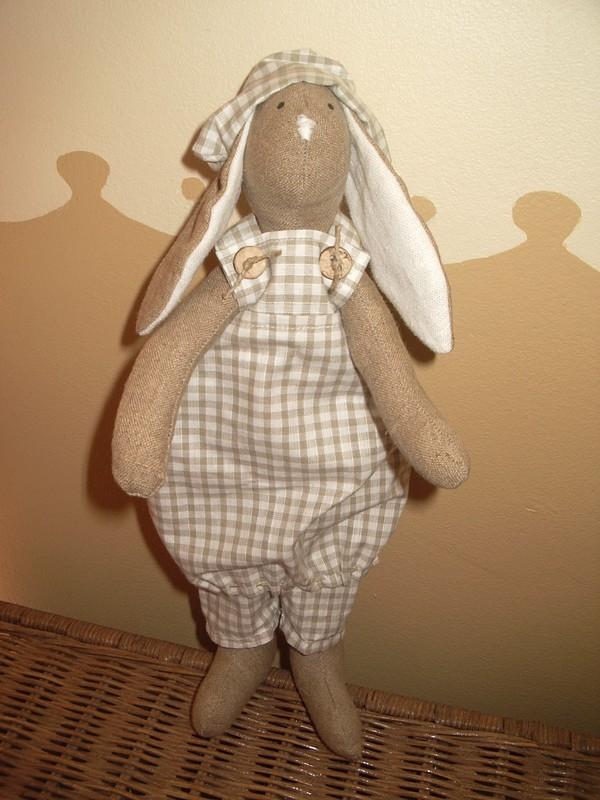Petit lapin Tilda