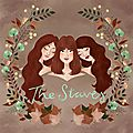 The staves.