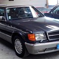 MERCEDES - 560 SEC - 1988