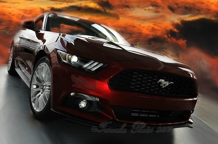 MUSTANG V8 - GT - Fastback - 2015