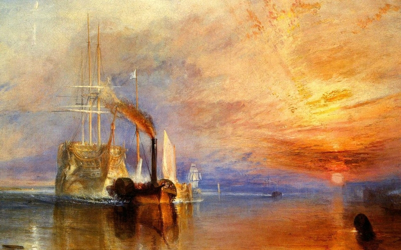 1839 - The fighting Temeraire (Turner)