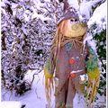 Gugus sous la neige