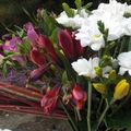 Un détail de bouquet...