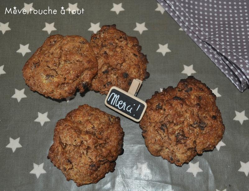 cookies-merci maitresse-cadeau-fin d'annee