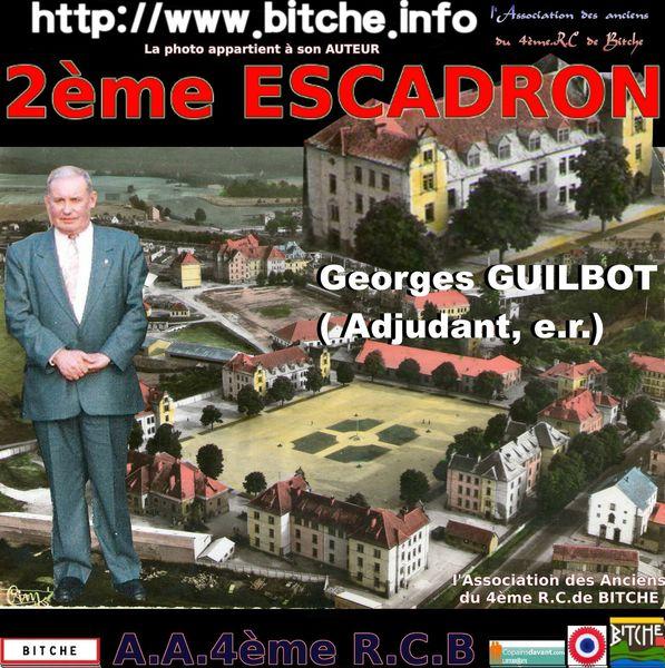_ 0 BITCHE 2ème ESCADRON Georges GUILBOT