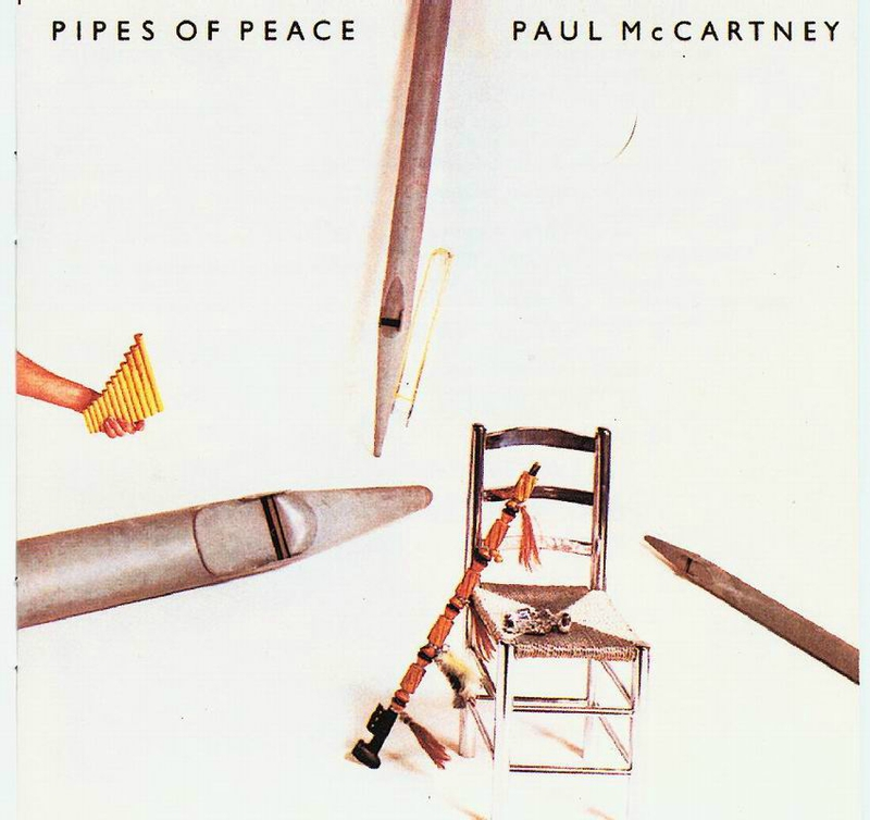 Paul McCartney - Pipes Of Peace - front