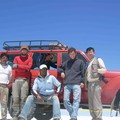 Villazon a Uyuni en passant par le Salar de Uyuni (Chili)