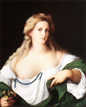 Palma_il_Vecchio___A_Blonde_Woman