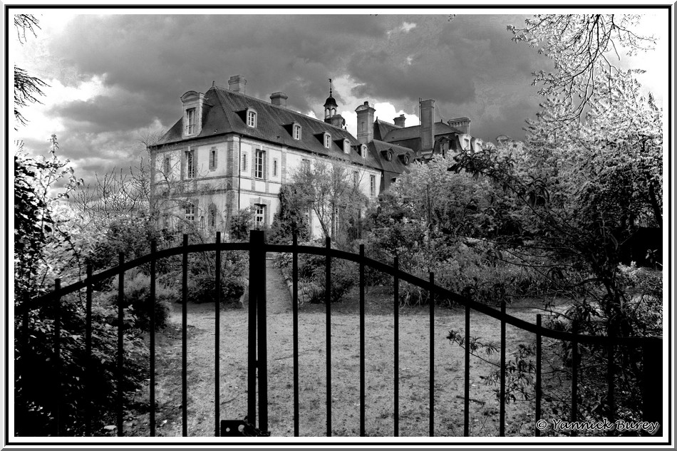 Château de Thoiry...