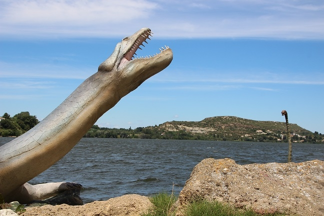 DinosaurIstres_lac