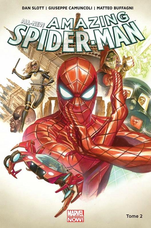 marvel now all new amazing spiderman 02