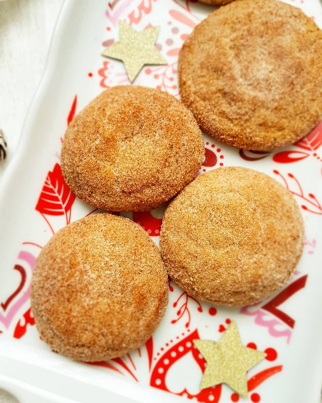 cathytutu snickerdoodle cannelle delicieux facile