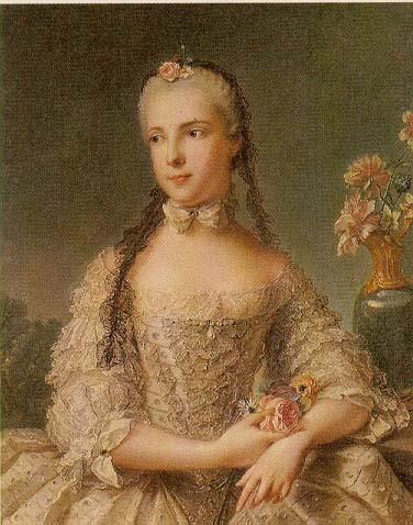 Isabelle de Bourbon-Parme (1741-1763)
