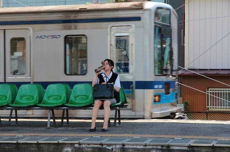 Drinking Girl 2 (Hôkuso)