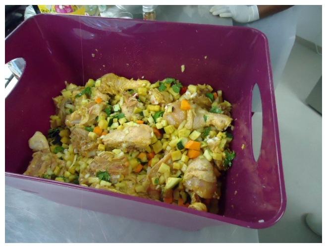 20190516 atelier cuisine_Colombo de poulet antillais