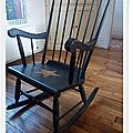 ROCKING CHAIR In situ biais