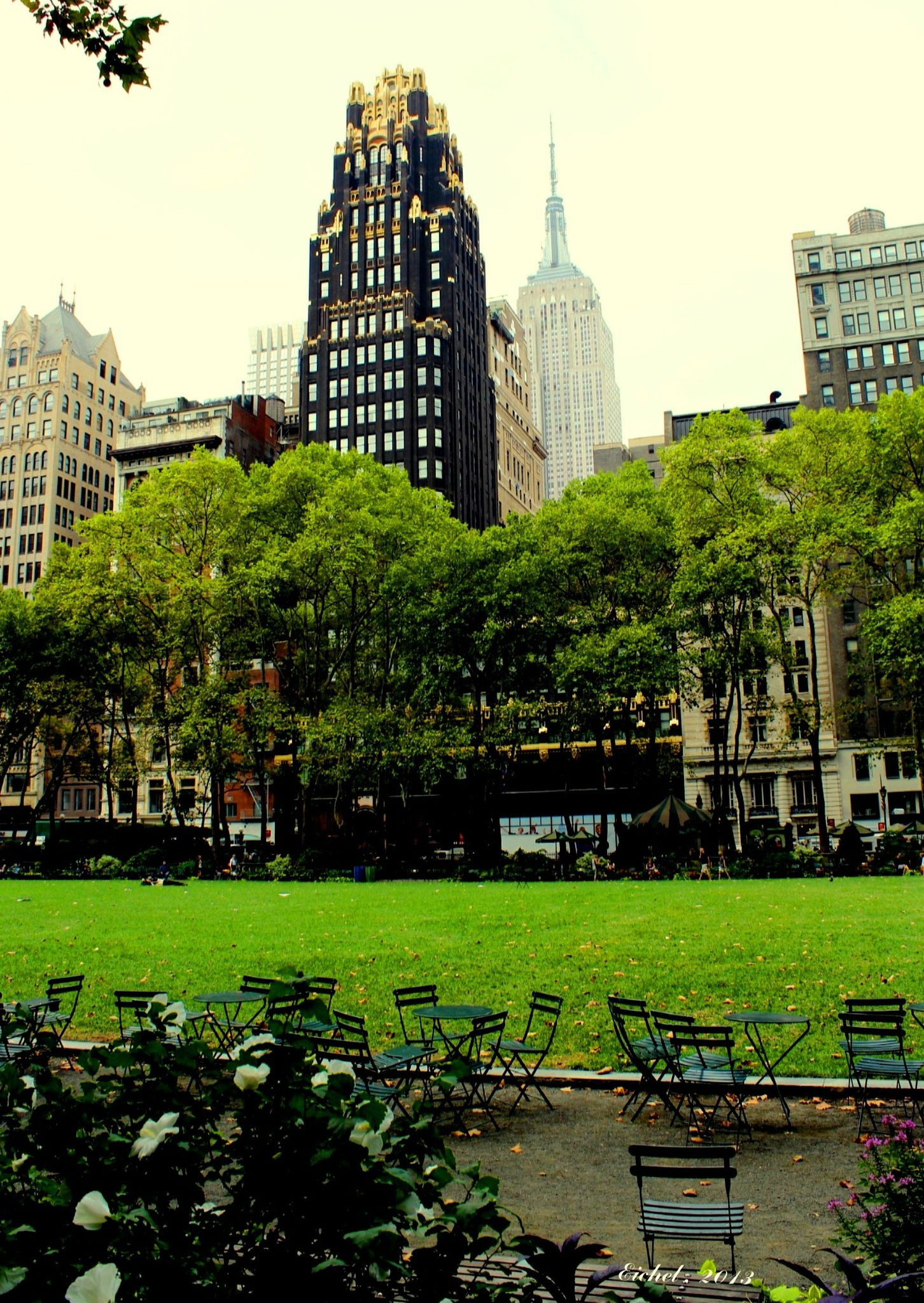 New-York (Bryant park 2)