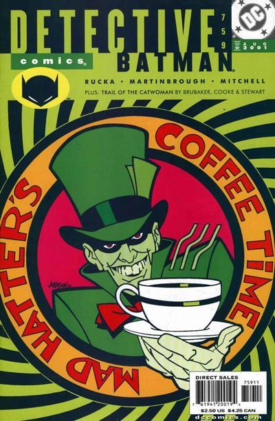 detective comics 0759