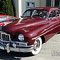 Packard super eight deluxe 4door sedan-1949
