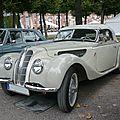 Bmw 327 cabriolet 1938