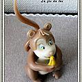 Baguier singe 1