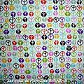229 - Petits symboles de paix