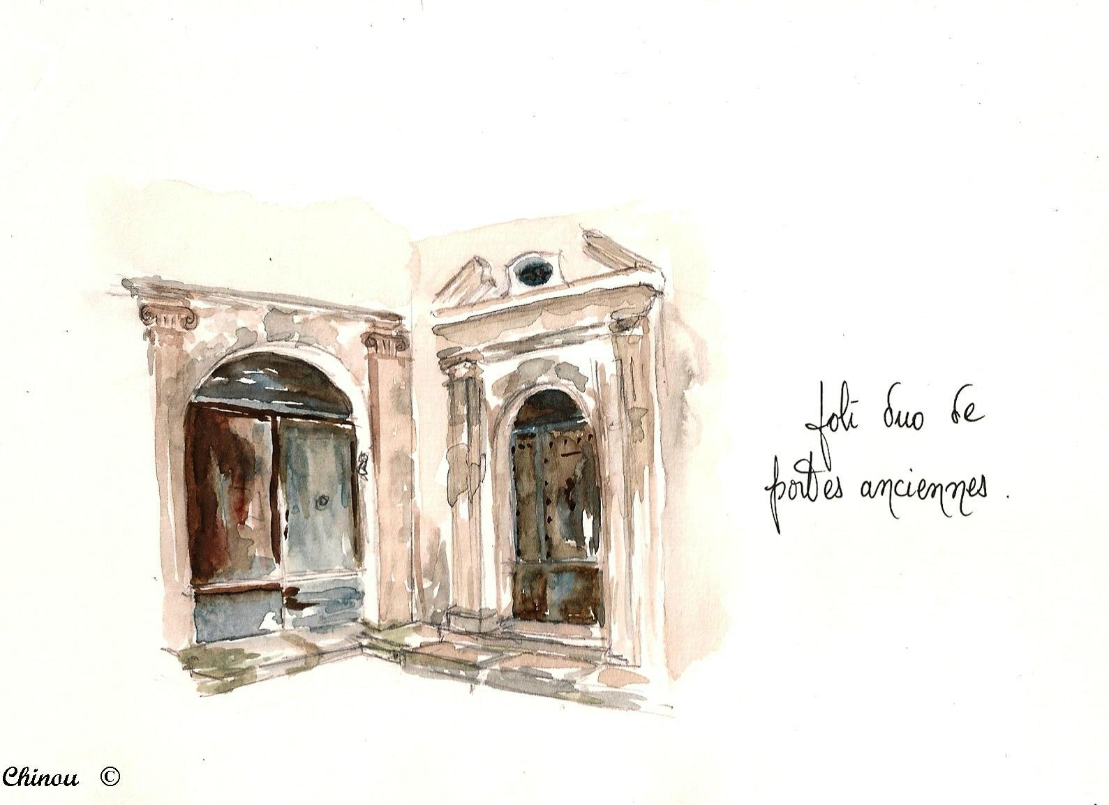 Brignoles portes