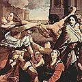 Le Massacres des innocents - Guido Reni - 1611