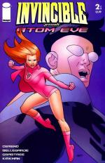 invincible presents atom eve 2