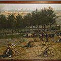 Detaille, Panorama de rezonville (fragment)