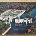 37 Chenonceau - le château - écrite
