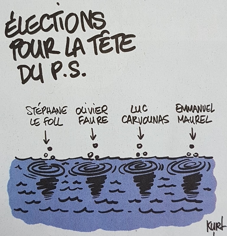 ps humour elections