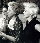 marilyn_with_Judy_Holliday_2