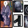 Cadeau de noël kimono yukata