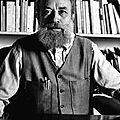 Michel butor (1926 - 2016) : le tombeau d'arthur rimbaud