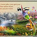 Citation john ruskin - la nature peint à notre place...