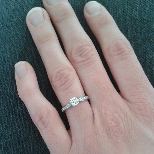 Mon histoire de demande en mariage