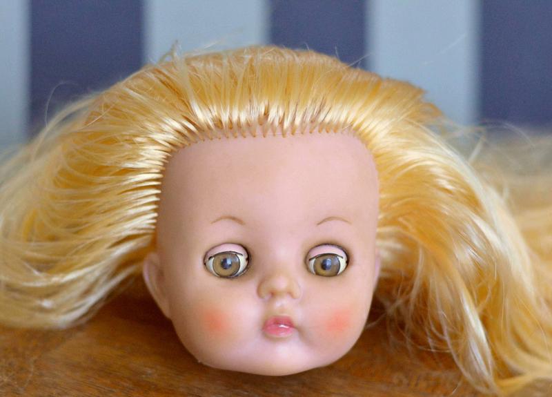 poupée d'enfance Suzanne Dockx 6