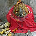 Puissance et force des divinités vodoun avec le plus puissant et grand maitre marabout papa lokossi du monde.