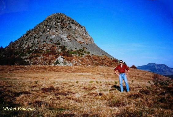 441) Rando Mont Gerbier de Jonc (Ardeche)