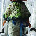 Des vêtements de poupée pour noël