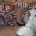 Rénovation Lambretta ld 125 de 1956