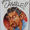 Caricatures - Serge Gainsbourg - F