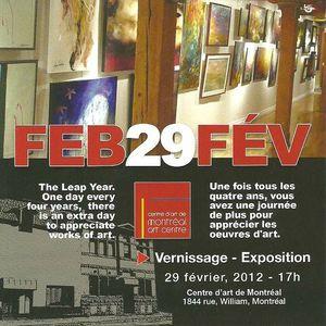 Invitation-Centre d'art de Montréal -1