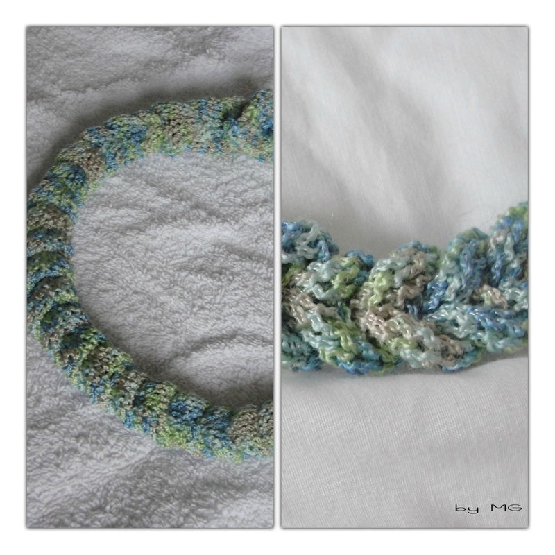 collier tricoté tressé (page 3)
