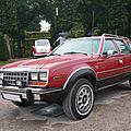 Amc eagle wagon limited