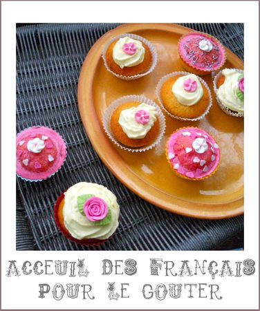 French cupcakes
