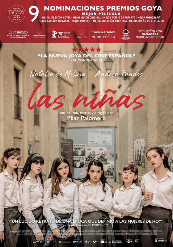 _Affiche_LAS NIÑAS_PREMIOS-1792x2560